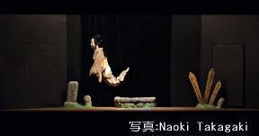「怪談・幽女執念」上演舞台